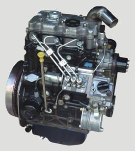 KINGTEC K598D Engine
