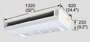 EVK500 evaporator